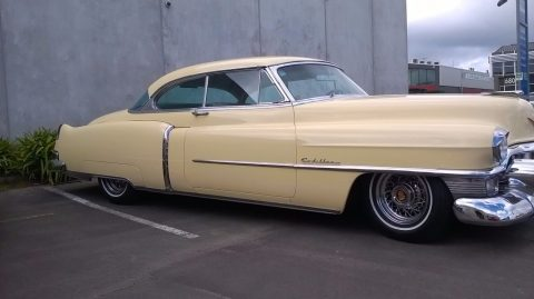 1953 Cadillac Coupe de Ville in excellent condition for sale
