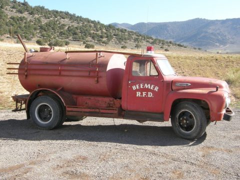 1954 Ford F600 Fire Truck for sale
