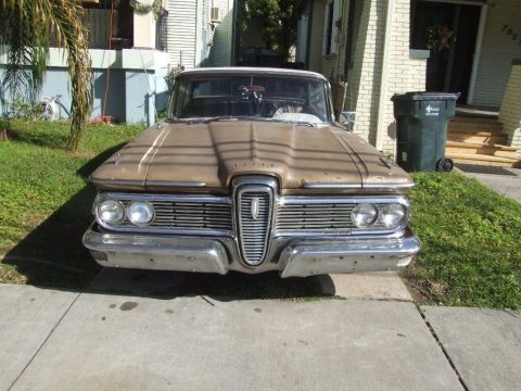 1959 Edsel Corsair Near Perfect Exterior trim for sale