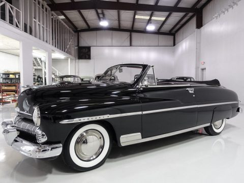 1950 Mercury Convertible in wonderful condition for sale