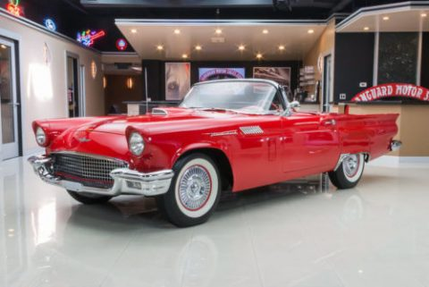 Fully Restored 1957 Ford Thunderbird Convertible for sale
