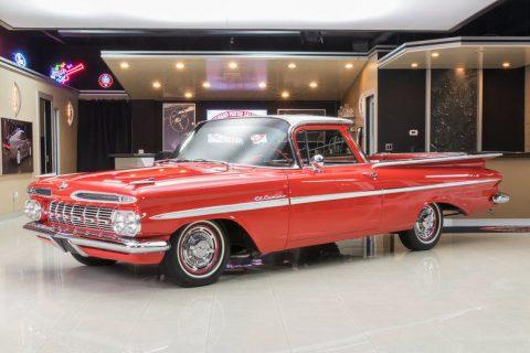 INCREDIBLE 1959 Chevrolet El Camino for sale