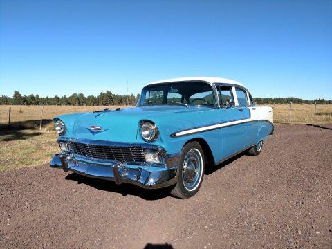 1956 Chevrolet Bel Air/150/210 Bel Air – no rust for sale