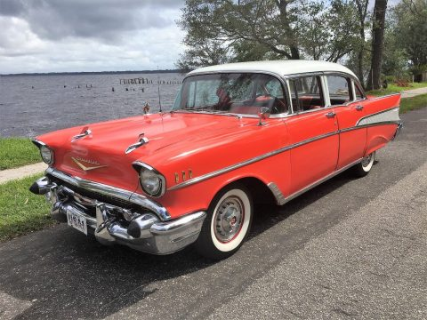 A beautiful original 1957 Chevrolet Bel Air/150/210 for sale