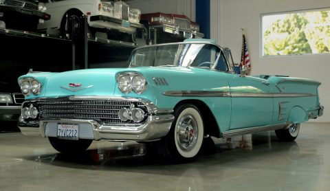 Exceptional 1958 Chevrolet Impala for sale