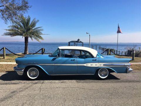 GREAT 1957 Pontiac Star Chief 4 Door Hardtop for sale