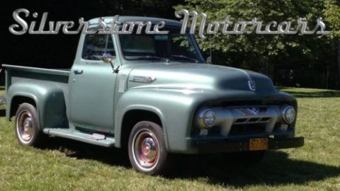 NICE 1954 Ford Pickups for sale