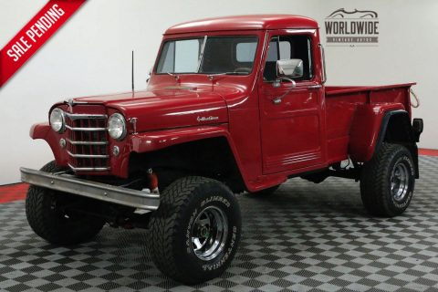 GREAT 1952 Jeep Willys for sale