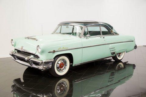 GREAT 1954 Mercury Monterey Sun Valley Hardtop for sale