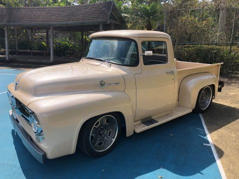 NICE 1956 Ford F 100 Custom for sale