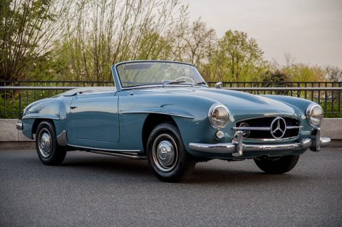 AMAZING 1959 MERCEDES 190SL REPLIC for sale