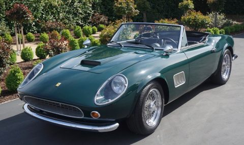 BEAUTIFUL 1958 250GT Cal Spyder Replica for sale