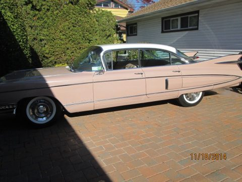 GREAT 1959 Cadillac Series 60 Special 4 Dr Fleetwood for sale