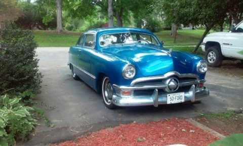 NICE 1950 Ford for sale