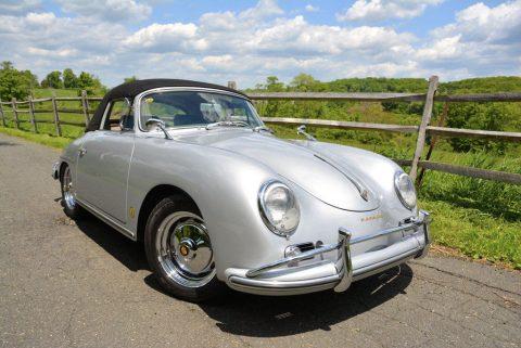 SPECTACULAR 1959 Porsche 356 for sale