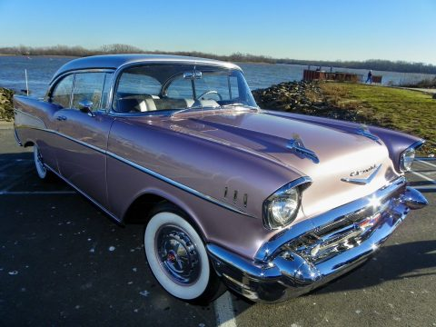 1957 Chevrolet Bel Air/150/210 Sport Coupe – Absolutely Stunning! for sale