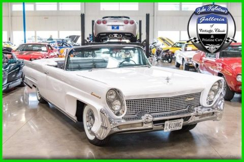 BEAUTIFUL 1958 Lincoln Continental for sale