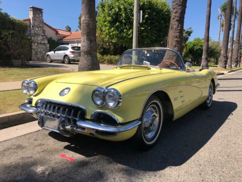 BEAUTIFUL 1958 Chevrolet Corvette for sale
