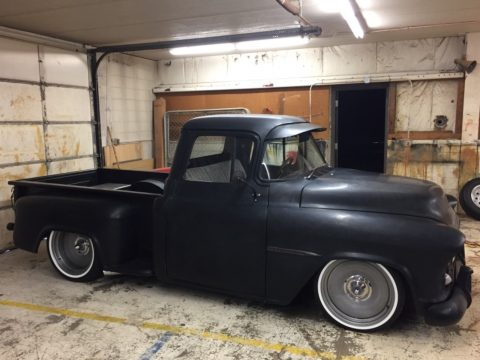 ONE OF A KIND 1955 Chevrolet Pickups for sale