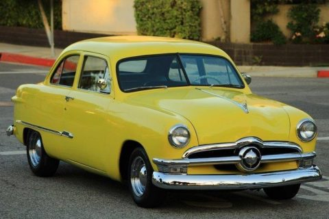 1950 Ford Sports Sedan Coupe for sale