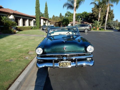 1953 Ford Crestline Sunliner. 50th Anniversary model-final year of the Flathead V8 for sale