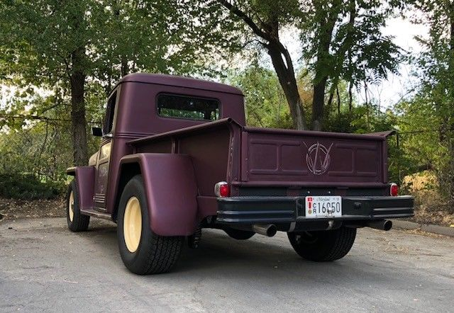 1953 Jeep Willys – excellent running condition