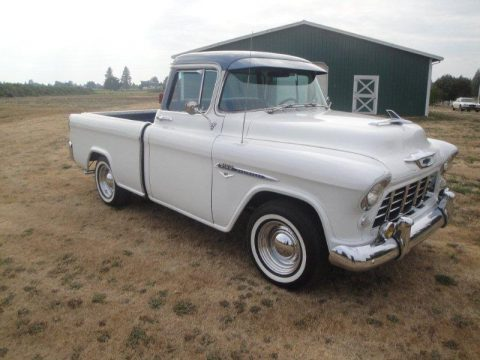 1955 Chevrolet Cameo Pickup Restored for sale