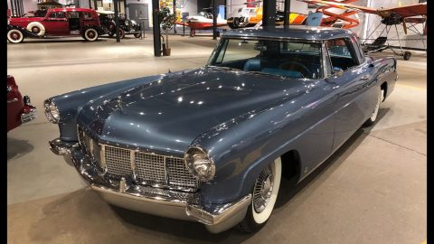 1956 Lincoln Mark Series Continental Mark II for sale