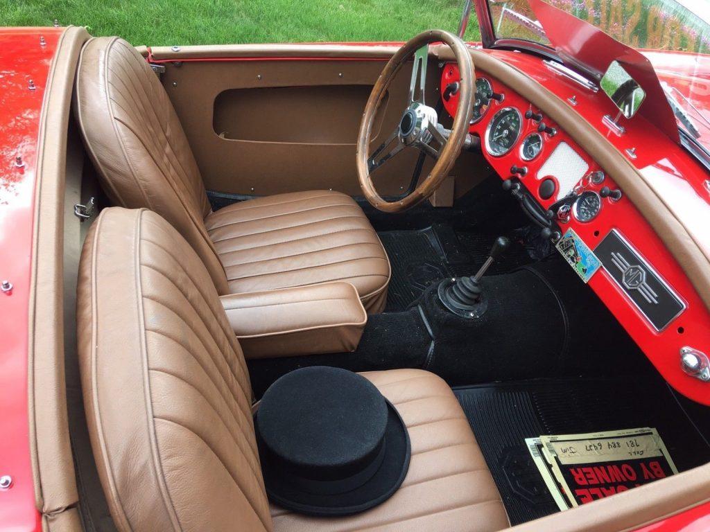 1959 MG MGA CONVERTABLE