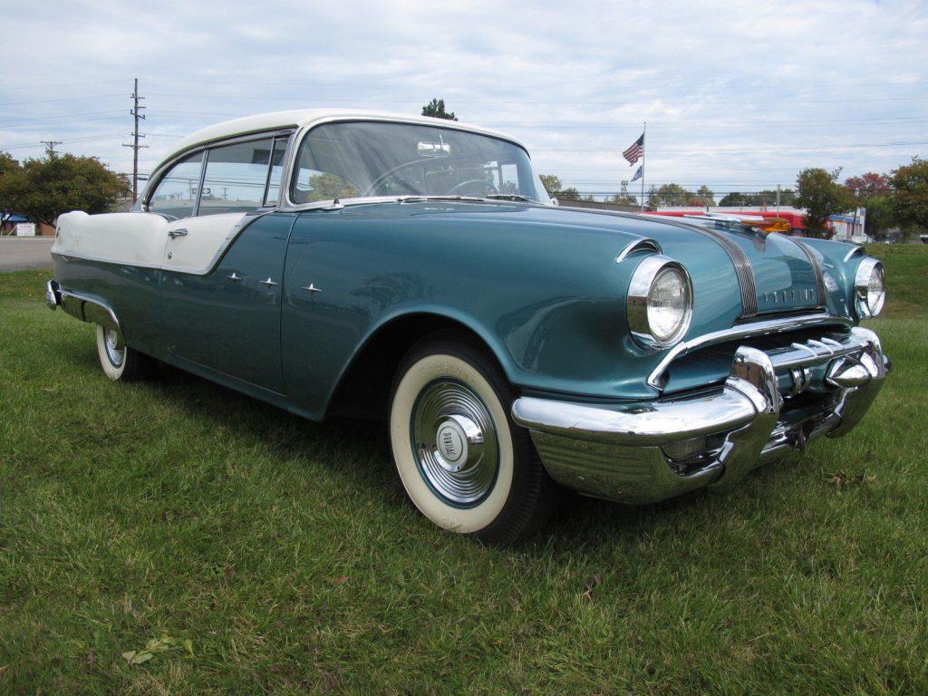 AMAZING 1955 Pontiac Starcheif Catalina