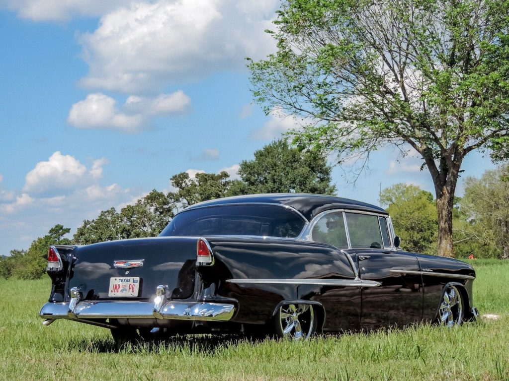 GORGEOUS 1955 Chevrolet Bel Air/150/210 Bel Air